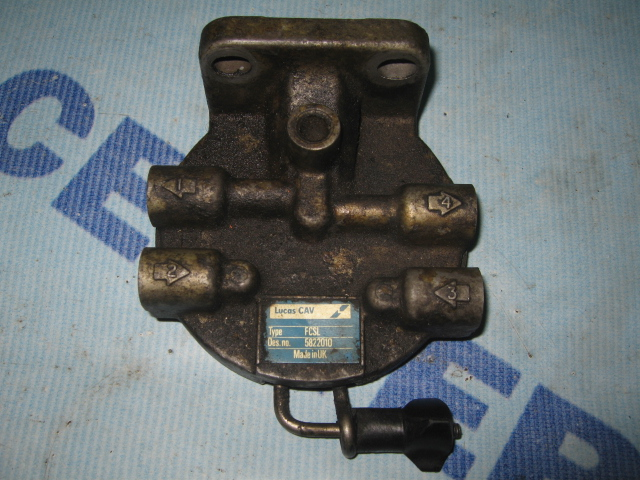 fuel filter base ford transit 1986 1997 used