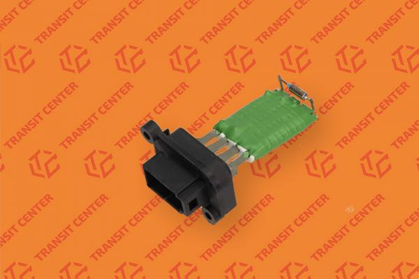 Blower resistor Ford Transit 1998 Trateo new