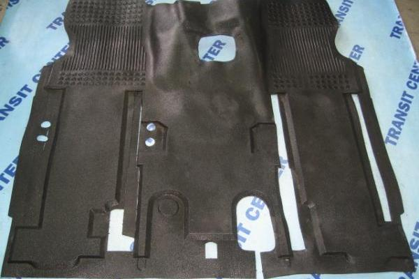 Floor mat RHD Ford Transit 1988-2000 RHD used