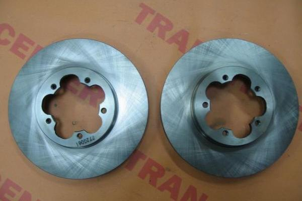 Brake discs front Ford Transit FWD 2006-2013 new
