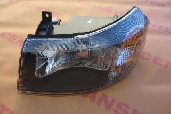 Headlight front left manual Ford Transit 2000-2006 new