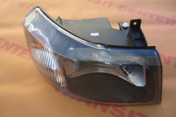 Headlight front right manual Ford Transit 2000-2006 new