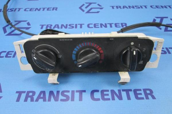 Heater control panel Ford Transit 1994-2000 used