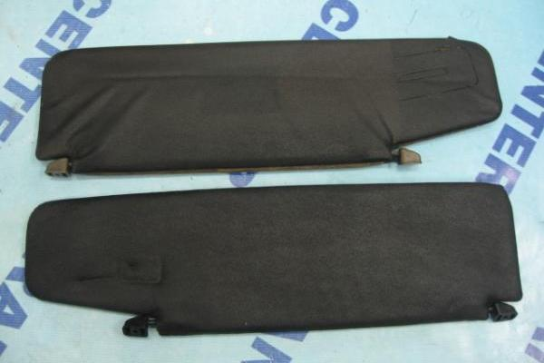 Interior sun visor set Ford Transit 1978-1985 used