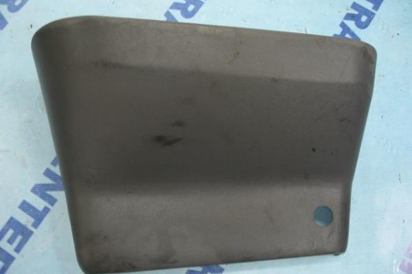 Left double seat cover plastic Ford Transit 1986-1991 used