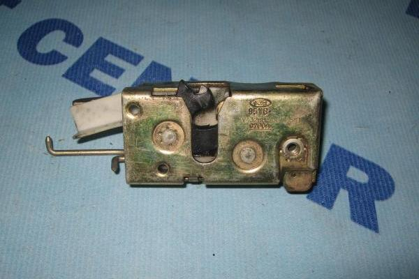 Rear door lock low doors Ford Transit 1994-2000 used