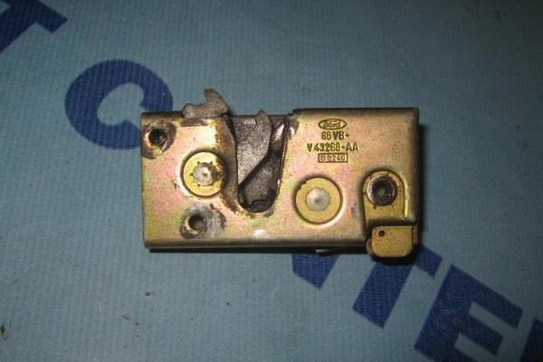 Rear door lock Ford Transit low roof 1986-1994 used