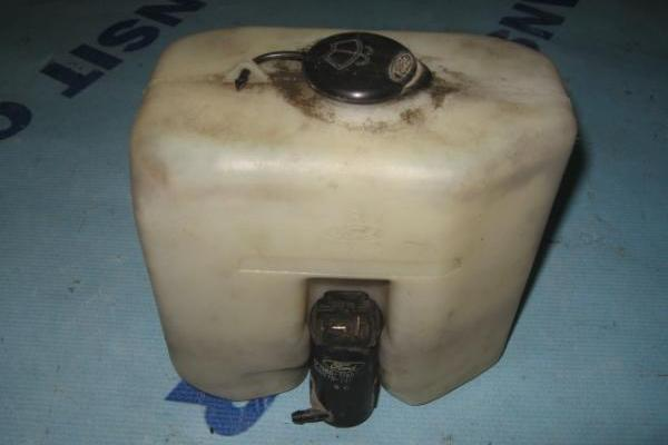 Windshield washer tank with pump Ford Transit 1978-1991 used