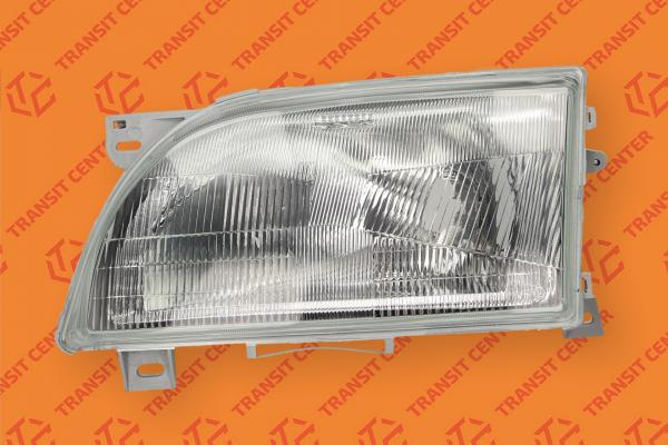 Left headlamp Ford Transit 1991-2000 eu new