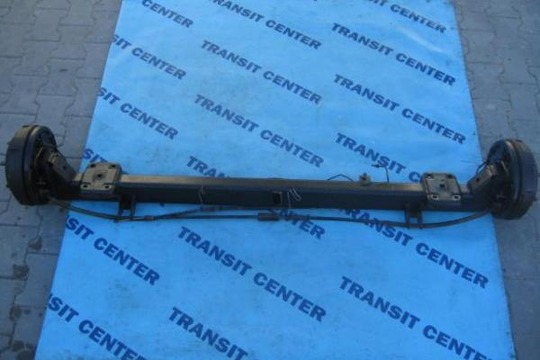 Beam rear suspension complete FWD Ford Transit 2000-2006 used