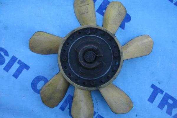 Cooling fan with clutch OHC diesel Ford Transit 1978-1985 used