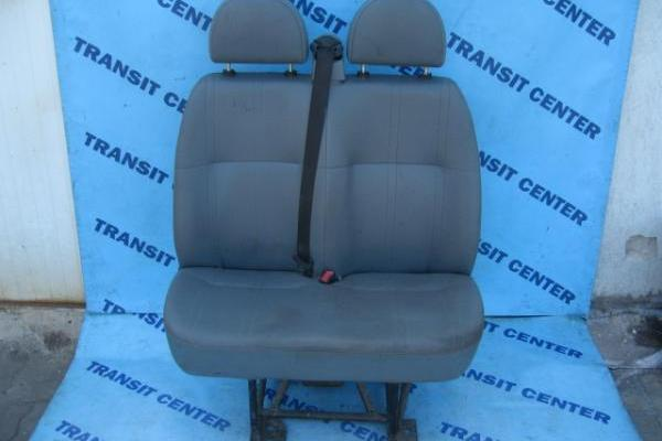 Double leatherette passenger seat Ford Transit 2003-2013 used