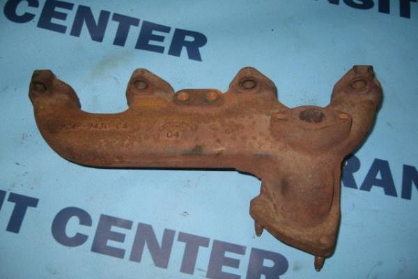 Exhaust manifold 2.5 diesel Ford Transit 1988-2000 used