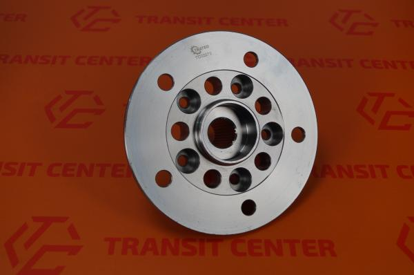 Front hub single wheels Ford Transit 2000-2006 Trateo new