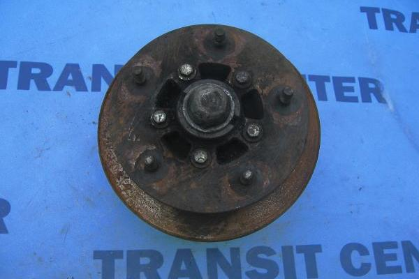 "Front left spindle with hub 14"" wheel Ford Transit 1991-2000 used"