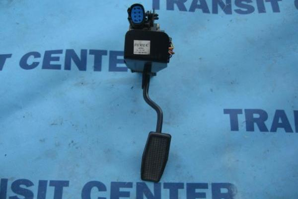 Gas pedal with potentiometer 2.5 TD 2.5 TDI transit 1997-2000 used