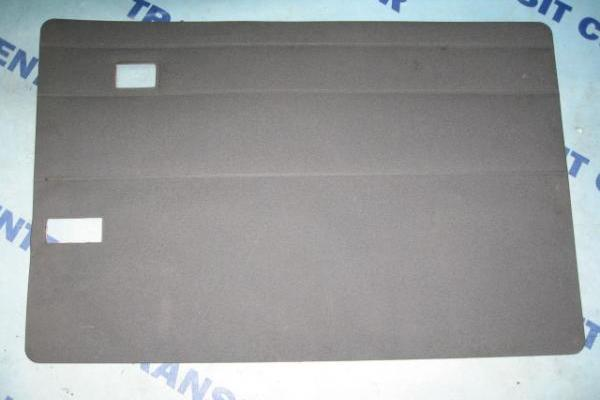 Right sliding doors card panel Ford Transit 1991-2000 used