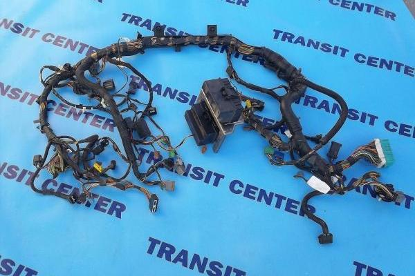 Dashboard cable 2.4 TDCI Ford Transit GB 2003-2006 used