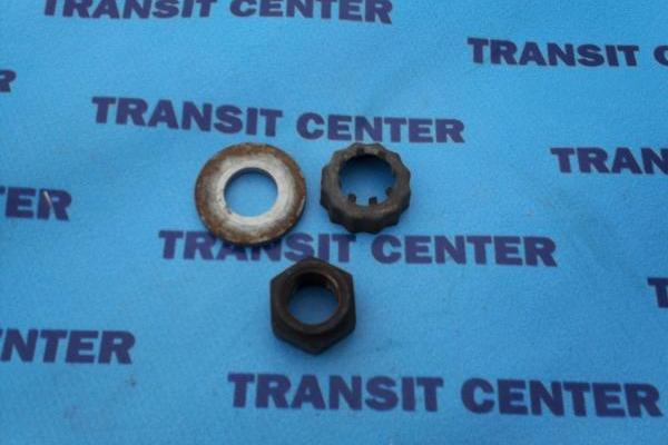Front pin hub - nut Ford Transit RWD 2000-2013 used