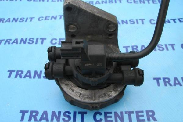 Fuel filter base 2.5  heavy diesel Ford Transit 1997-2000 used