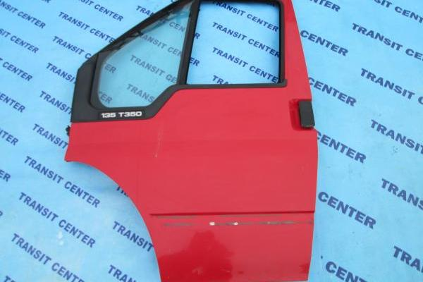 Left front red door Ford Transit 2000-2006 used