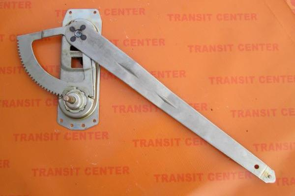Left front window regulator Ford Transit 1994, manual. new