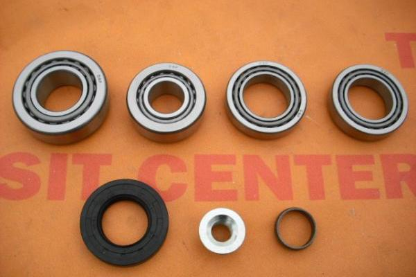 "Live axle bearing kit on wheel 15"" 16\"" Ford Transit 1991-2000 new"