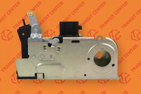 Rear door lock with central locking Ford Transit 2000-2013 used