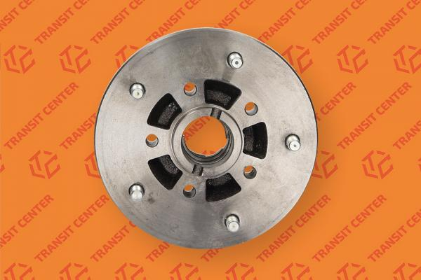 "Front hub 14"" wheel Ford Transit 1991-2000 new"