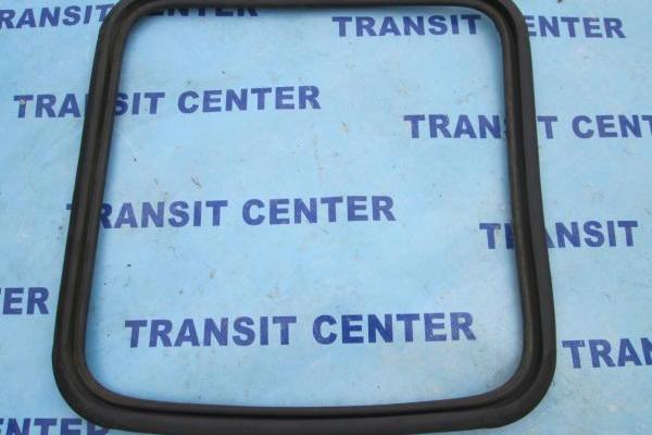 Door window seal Ford Transit 1986, opened to double cab. used