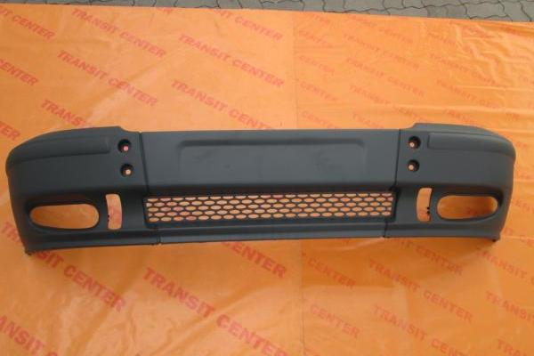 Front bumper Ford version with halogen new