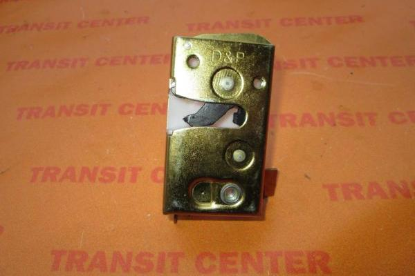 Front lock door Ford Transit Connect 2002, left New.