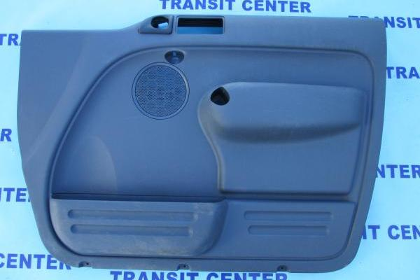 Front right door panel Ford Transit Connect 2006 ,with electric window. used