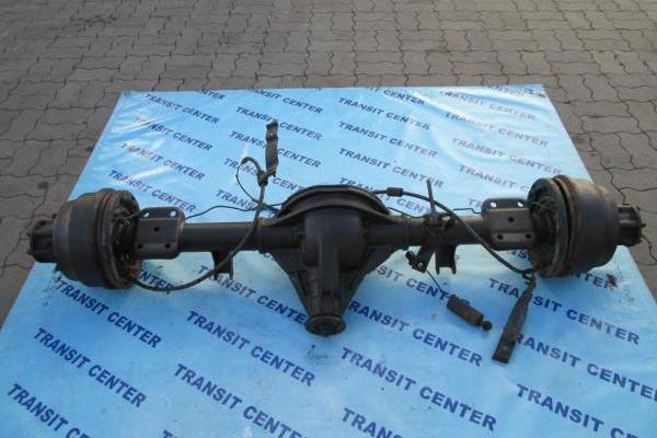 "Live axle Ford Transit 1978 double wheels 5.83 14"" used"