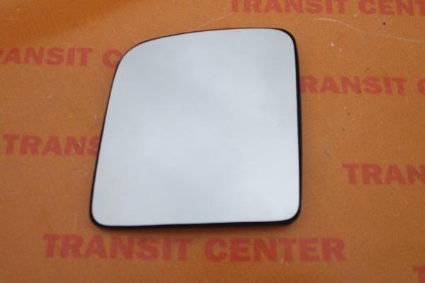 Mirror glass Ford Transit Connect 2002, left electric. new