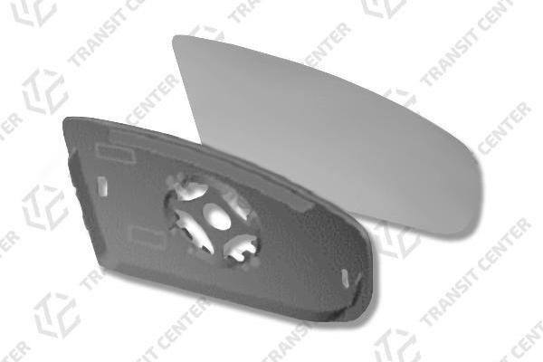 Mirror glass right lower spherical Ford Transit MK8 BK31-17A700-AB new
