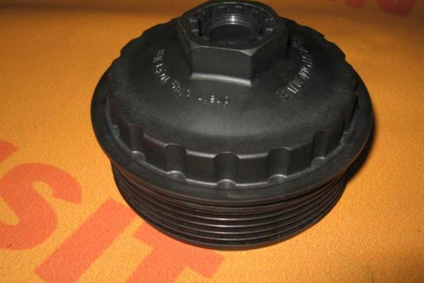 Oil filter bowl, filter base Ford Transit 2000 new