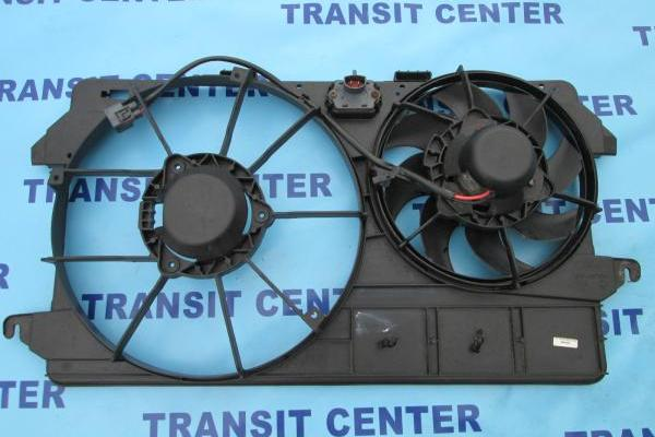 Radiator fan Ford Transit Connect, without Air Conditioning used
