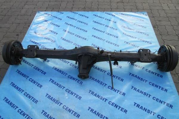 "Rear axle Ford Transit 1991, 4.11 with ABS, 14"" single wheel used"