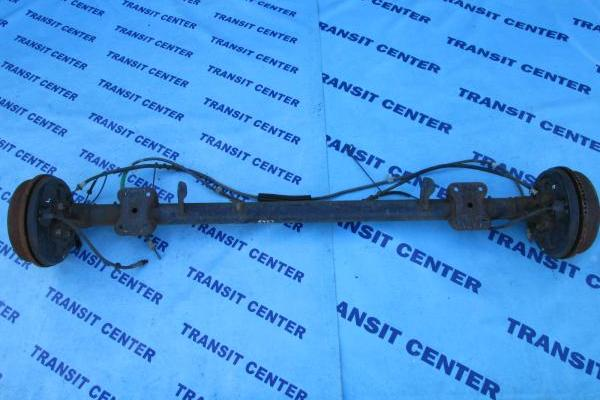 Rear beam axle Ford Transit Connect 2002, with ABS. used