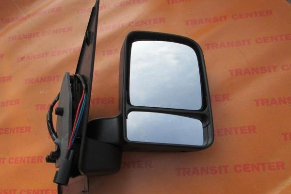 Mirror Ford Transit Connect, right electric LHD. new