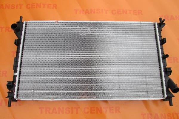 Radiator Ford Transit Connect 2006 new