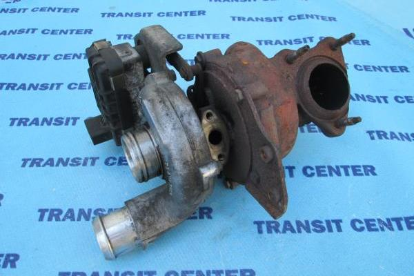Turbocharger Ford Transit Connect 2006, 1.8 TDCI 110 PS Used