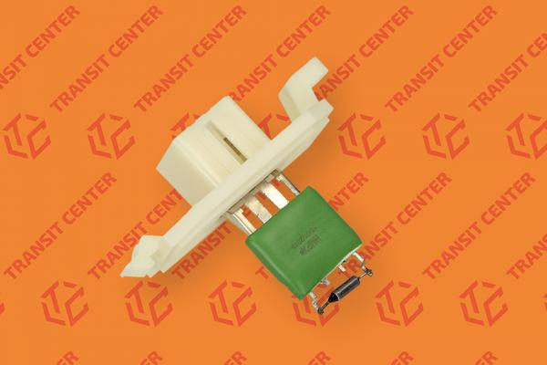 Blower resistor Ford Transit Custom Courier new