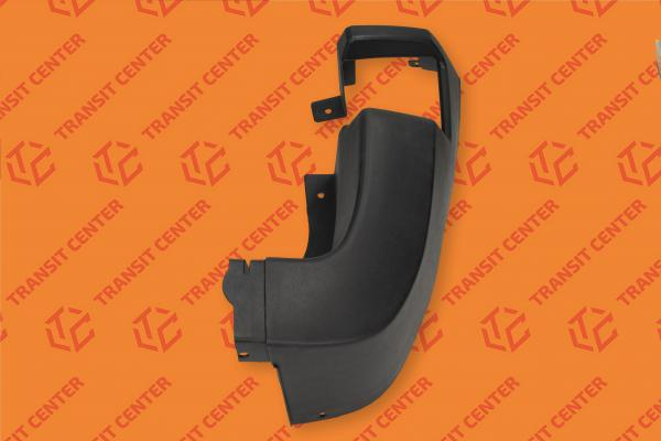Rear bumper corner Ford Transit 2014 right Trateo new