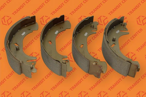Brake shoe set 15\'\' Ford Transit - BSG 1991-2000 new
