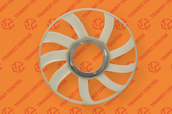 Cooling fan Ford Transit 2.5d 1994-2000 new