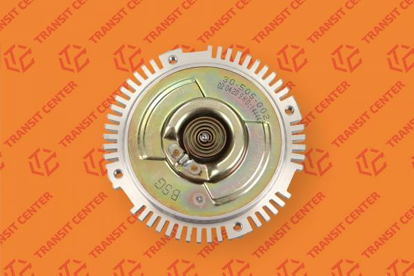 Fan clutch Ford Transit 2.5d 1986-2000 new