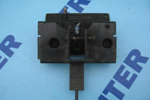 Front bonnet lock with casing Ford Transit 2000-2006 used