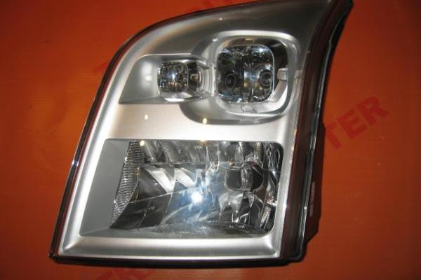 Headlight left manual Ford Transit 2006-2013 new